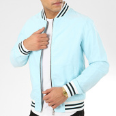 /achat-vestes/mtx-veste-zippee-102k-bleu-turquoise-207882.html