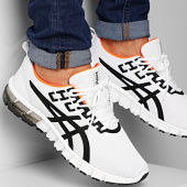 /achat-baskets-basses/asics-baskets-gel-quantum-90-1021a446-white-black-208046.html
