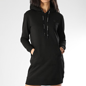 /achat-robes/calvin-klein-robe-sweat-capuche-col-zippe-femme-branded-draw-cords-3777-noir-208104.html