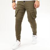 /achat-jogger-pants/classic-series-jogger-pant-gf79003-vert-kaki-208014.html