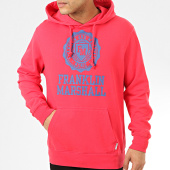 /achat-sweats-capuche/franklin-and-marshall-sweat-capuche-jm5001-2000p01-rouge-208020.html
