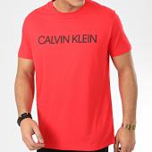 /achat-t-shirts/calvin-klein-tee-shirt-0479-rouge-208188.html