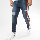 /achat-jeans/gianni-kavanagh-jean-skinny-a-bandes-tape-gkg002321-bleu-denim-208236.html