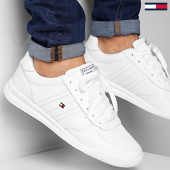 /achat-baskets-basses/tommy-hilfiger-baskets-lightweight-leather-2740-white-208171.html