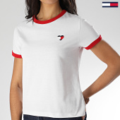 /achat-t-shirts/tommy-hilfiger-jeans-tee-shirt-femme-ringer-heart-7571-blanc-208201.html
