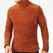 /achat-pulls/uniplay-pull-col-roule-t671-marron-208111.html