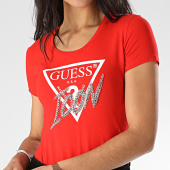 /achat-t-shirts/guess-tee-shirt-slim-femme-a-strass-w0gi08-j1300-rouge-208385.html