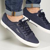 /achat-baskets-basses/pepe-jeans-baskets-aberman-smart-pms30625-navy-208263.html
