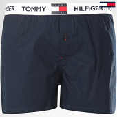 /achat-boxers/tommy-hilfiger-calecon-woven-1814-bleu-marine-208297.html