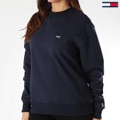 /achat-sweats-col-rond-crewneck/tommy-jeans-sweat-crewneck-femme-tommy-classics-4529-bleu-marine-208334.html