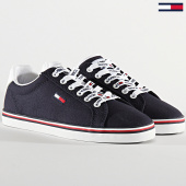 /achat-baskets-basses/tommy-jeans-baskets-femme-essential-lace-up-sneaker-0786-twilight-navy-208406.html