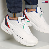 /achat-baskets-basses/tommy-jeans-basket-heritage-tommy-jeans-sneaker-0441-white-208413.html