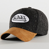 /achat-casquettes-de-baseball/von-dutch-casquette-baseball-may-gris-anthracite-chine-camel-208293.html