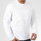 /achat-sweats-col-rond-crewneck/emporio-armani-sweat-crewneck-3h1m68-blanc-208489.html