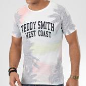 /achat-t-shirts/teddy-smith-tee-shirt-floral-bun-blanc-208541.html