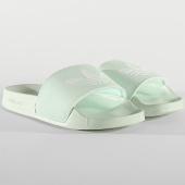 /achat-claquettes-sandales/adidas-claquettes-femme-adilette-lite-fu9136-vert-208628.html