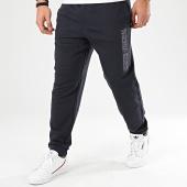 /achat-pantalons-joggings/calvin-klein-pantalon-jogging-gms0p695-bleu-marine-reflechissant-208644.html