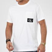 /achat-t-shirts-poche/calvin-klein-jeans-tee-shirt-poche-4820-blanc-208756.html