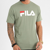 /achat-t-shirts/fila-tee-shirt-classic-pure-681093-vert-kaki-208587.html