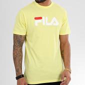 /achat-t-shirts/fila-tee-shirt-classic-pure-681093-jaune-208588.html
