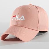 /achat-casquettes-de-baseball/fila-casquette-linear-logo-strapback-686029-saumon-208666.html