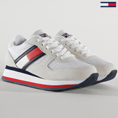 /achat-baskets-basses/tommy-jeans-baskets-femme-platform-runner-colour-0790-red-white-blue-208576.html