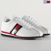 /achat-baskets-basses/tommy-hilfiger-baskets-femme-retro-flag-sneaker-0874-white-red-blue-208577.html