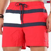 /achat-maillots-de-bain/tommy-hilfiger-short-de-bain-medium-drawstring-1070-rouge-208566.html