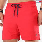 /achat-maillots-de-bain/tommy-hilfiger-short-de-bain-medium-drawstring-1080-rouge-208578.html