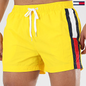 /achat-maillots-de-bain/tommy-hilfiger-short-de-bain-a-bande-drawstring-1698-jaune-208593.html