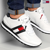 /achat-baskets-basses/tommy-jeans-baskets-lifestyle-tommy-jeans-sneaker-0263-white-208601.html