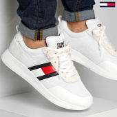 /achat-baskets-basses/tommy-jeans-baskets-flexi-tommy-jeans-flag-sneaker-0400-white-208604.html