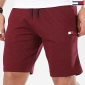 /achat-shorts-jogging/tommy-sport-short-jogging-9-knit-fleece-0350-bordeaux-208789.html
