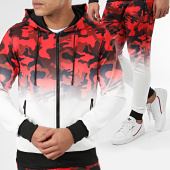 /achat-ensembles-survetement/zayne-paris-ensemble-de-survetement-camouflage-e63-2-blanc-rouge-208704.html