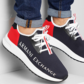 /achat-baskets-basses/armani-exchange-baskets-xux058-xv216-navy-red-208984.html