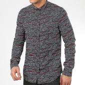 /achat-chemises-manches-longues/armani-exchange-chemise-manches-longues-3hzc25-zneaz-bleu-marine-208987.html