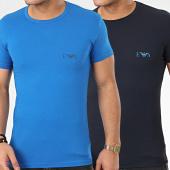 /achat-t-shirts/emporio-armani-lot-de-2-tee-shirts-slim-111670-0p715-bleu-marine-bleu-clair-208842.html