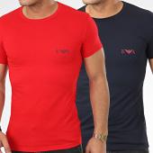 /achat-t-shirts/emporio-armani-lot-de-2-tee-shirts-slim-111670-0p715-rouge-bleu-marine-208845.html