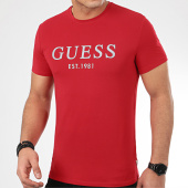 /achat-t-shirts/guess-tee-shirt-m0gi93-j1300-rouge-argente-208876.html