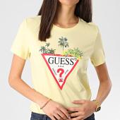 /achat-t-shirts/guess-tee-shirt-femme-w0gi52-ja900-jaune-clair-208948.html