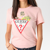 /achat-t-shirts/guess-tee-shirt-femme-w0gi52-ja900-rose-208950.html