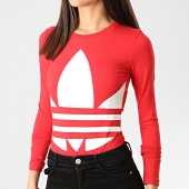 /achat-t-shirts-manches-longues/adidas-body-manches-longues-femme-logo-fm7181-rouge-209086.html