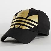/achat-casquettes-de-baseball/adidas-casquette-trefoil-ft8922-noir-dore-209161.html