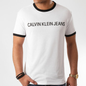 /achat-t-shirts/calvin-klein-tee-shirt-institutional-6086-blanc-209073.html