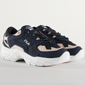 /achat-baskets-basses/fila-baskets-femme-select-low-1010662-fila-navy-rosewater-209138.html