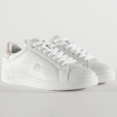 /achat-baskets-basses/fila-baskets-femme-crosscourt-2-low-1010776-white-rosewater-209164.html