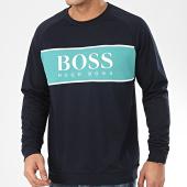 /achat-sweats-col-rond-crewneck/hugo-boss-sweat-crewneck-authentic-50424812-bleu-marine-209124.html