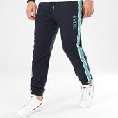 /achat-pantalons-joggings/hugo-boss-pantalon-jogging-a-bandes-authentic-50424796-bleu-marine-209137.html