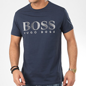 /achat-t-shirts/hugo-boss-tee-shirt-rn-uv-protection-50407774-bleu-marine-209159.html