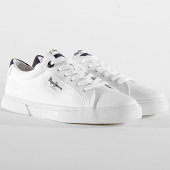 /achat-baskets-basses/pepe-jeans-baskets-kenton-basic-pms30604-white-209182.html